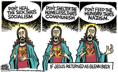 Republican Jesus